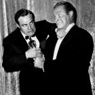 M.Brando & B.Hope with Oscar