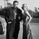 Frank Worth & Marilyn Monroe