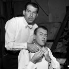 Fred McMurray & Jimmy Stewart