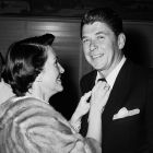 Nancy & Ronald Reagan 1959