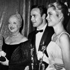 Bette Davis, Marlon Brando & Grace Kelly