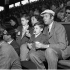 Jimmy Stewart with Sons