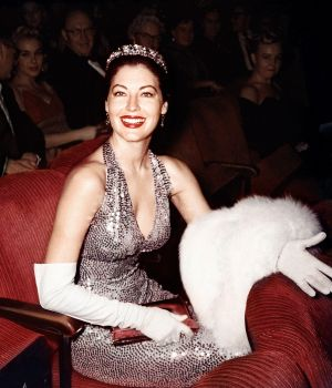 Ava Gardner at Academy Awards 1960 by