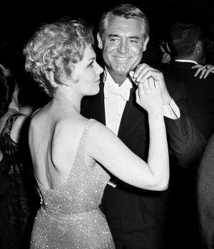 Cary Grant Dances with Kim Novak by