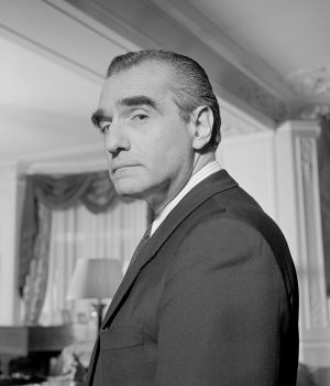 Martin Scorsese  by