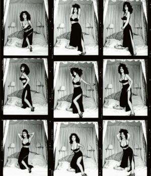 Catherine Zeta- Jones Contact Sheet  by