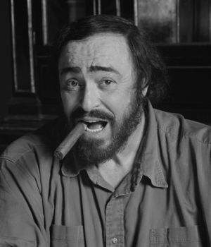 Luciano Pavarotti by