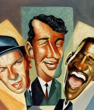 The Rat Pack  by