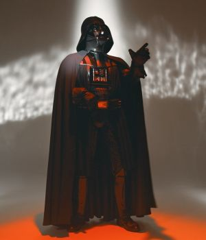 Darth Vader - Return of the Jedi by