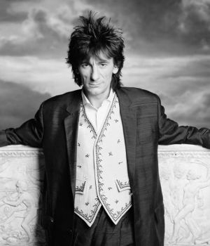 Ronnie Wood by