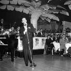 Frank Sinatra on Copa Stage