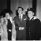 Frank Sinatra with His Parents resized