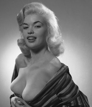 Young Jayne Mansfield by