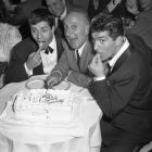Jerry & Dean with Jimmy Durante
