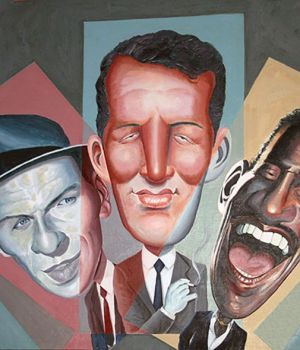 The Rat Pack-2 by
