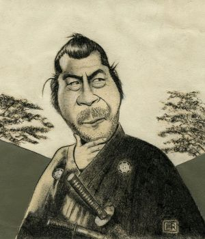 Toshiro Mifune by