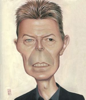 David Bowie by