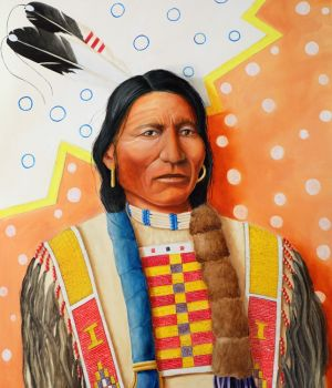 Crazy Horse, Sioux by