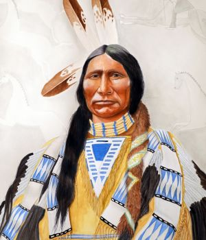 American Horse, Sioux by