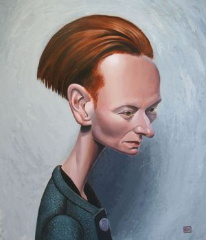 Tilda Swinton by