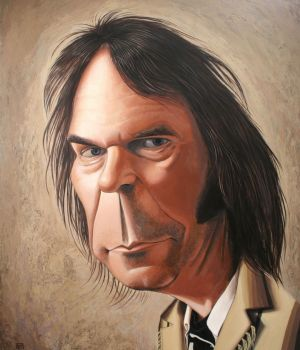 Neil Young by