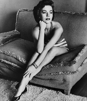Natalie Wood Classic Portrait by
