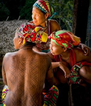 Embera Women by