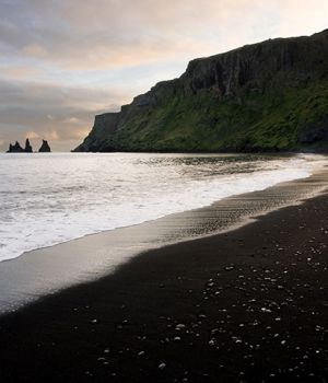 Black Beach, Iceland B by