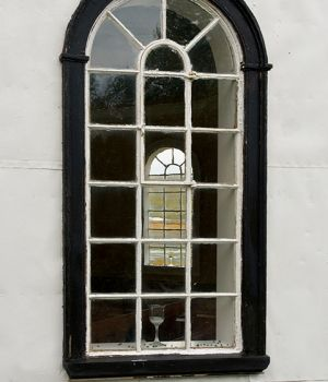 Church Window, Iceland by