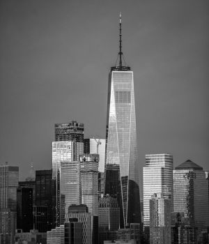 World Trade, NY by