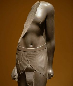 Egyptian Artifact Male Form by