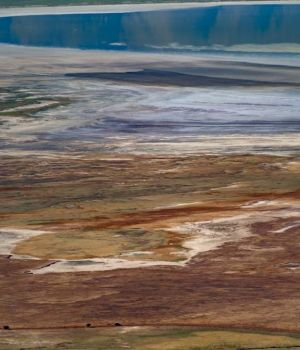Ngorongoro Crater by