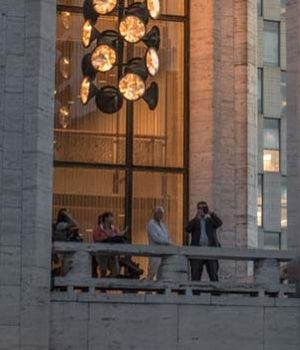 A Summer's NIght at the Lincoln Center 1 by