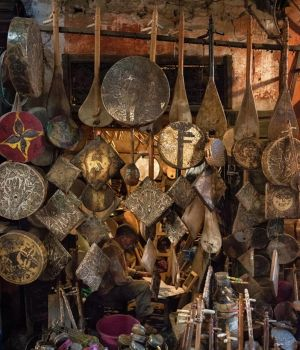 Musical Artisan, Morocco by