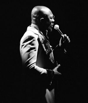 Isaac Hayes  by