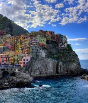 Manarola Seaside by