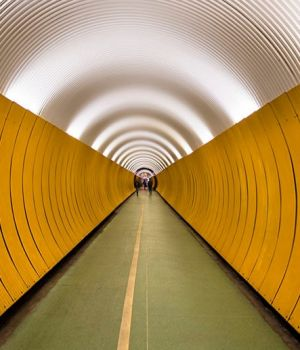 Brunkeberg Tunnel No. 1, Stockholm 2016 by