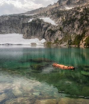 Inspiration Lake by