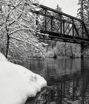Tualatin River Bridge by