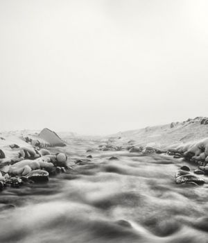White River by
