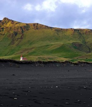 Church, Iceland by