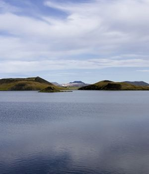 Craters, Lake Myvatn B by