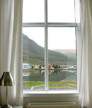 Hotel Room, Iceland by