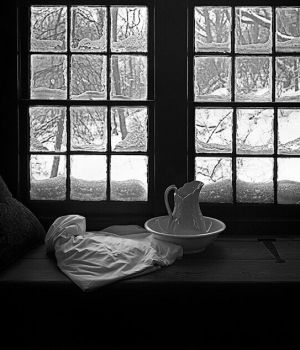 Window Seat, Blizzard by
