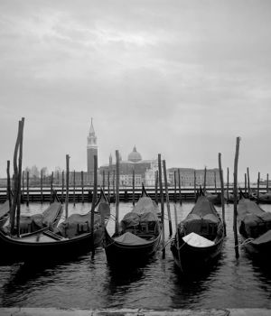 View Toward Giudecca, Venice by
