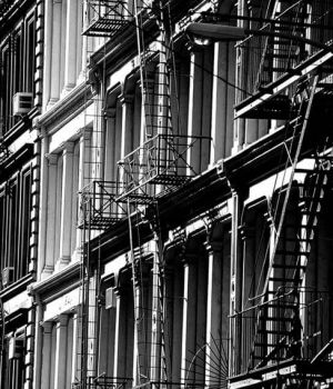 SoHo Cast Iron, NYC by