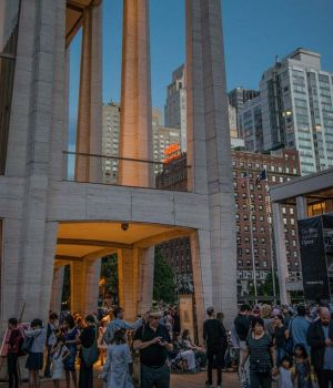 A Summer's Night at the Lincoln Center 2 by