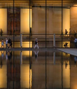 A Summer's Night at the Lincoln Center 3 by