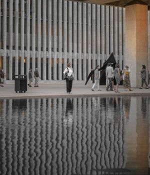 A Summer's Night at the Lincoln Center 4 by
