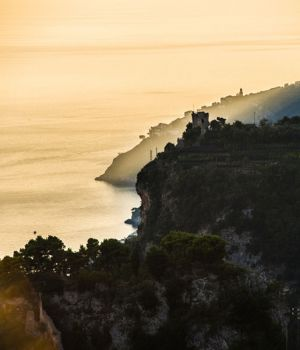The Coast of Amalfi by